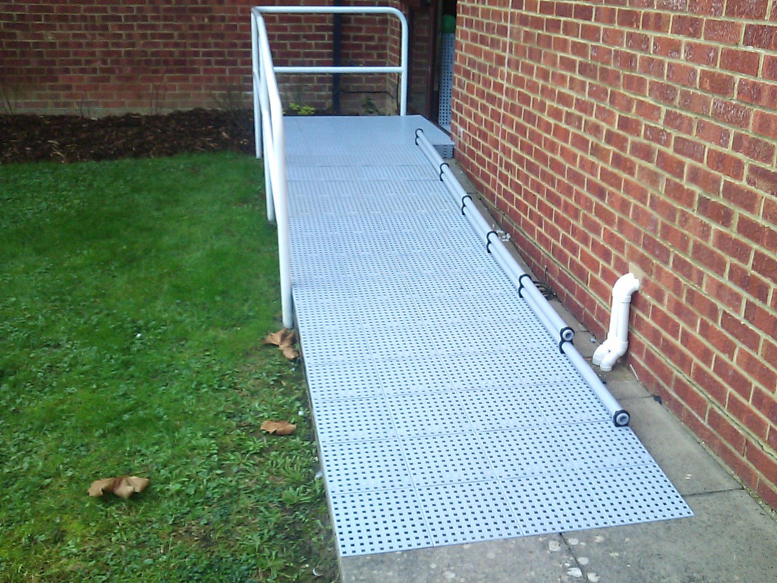 Wheelchair and Access Ramp Installation in Eastbourne