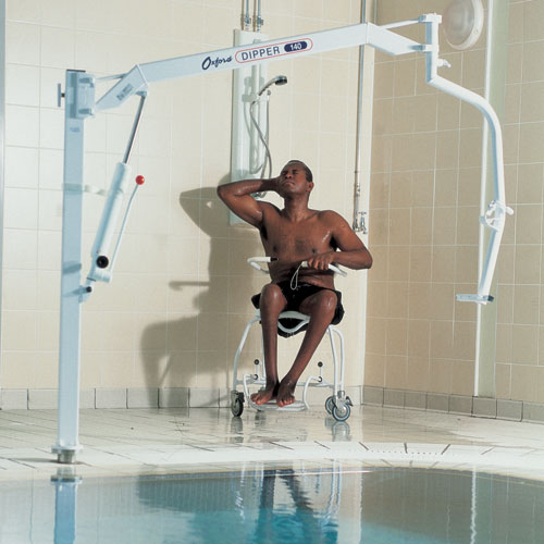 Pool and Bath Hoists